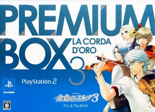 【中古】金色のコルダ3 プレミアムBOX (限定版)