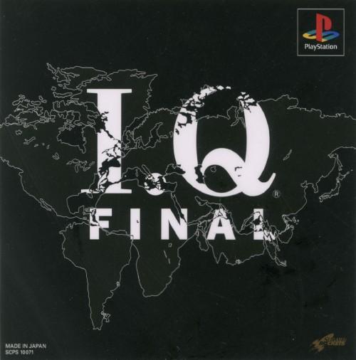 【中古】I.Q FINAL