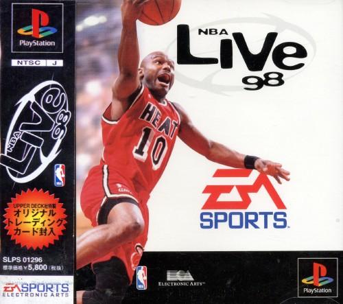 【中古】NBAライブ98