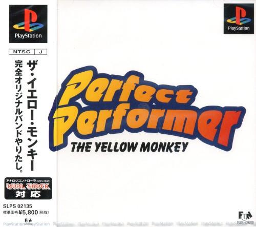 【中古】PERFECT PERFORMER −THE YELLOW MONKEY−