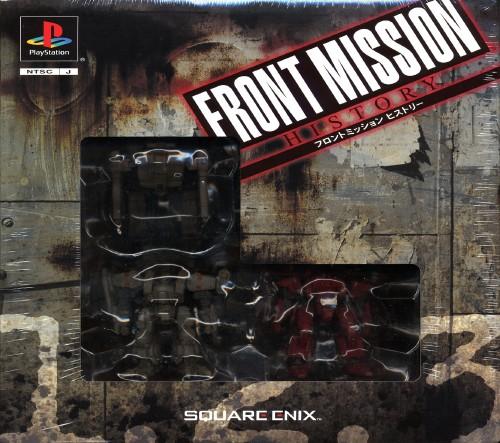 【中古】FRONT MISSION HISTORY