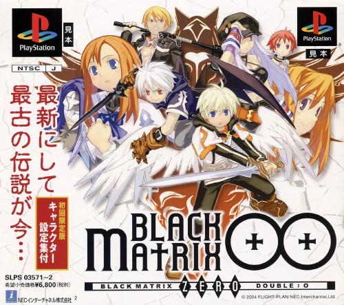 【中古】BLACK/MATRIX 00 (初回版)