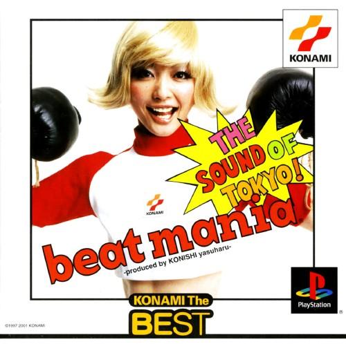 【中古】beatmania THE SOUND OF TOKYO 小西康陽 コナミ ザ ベスト