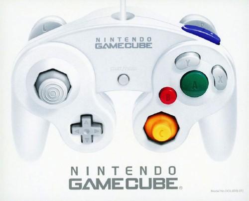 【中古】ニンテンドーゲームキューブ コントローラ ホワイト