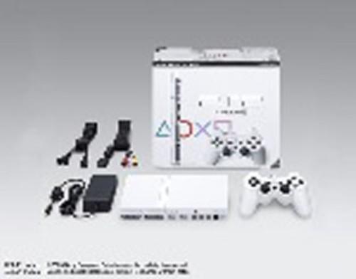 【中古・箱無・説明書無】PlayStation2 SCPH−70000CW セラミックホワイト