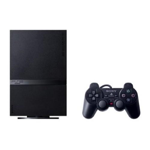 【中古・箱説あり・付属品あり・傷なし】PlayStation2 SCPH−75000CB チャコールブラック