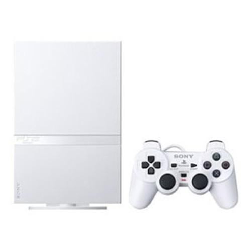 【中古・箱無・説明書無】PlayStation2 SCPH−77000CW セラミックホワイト