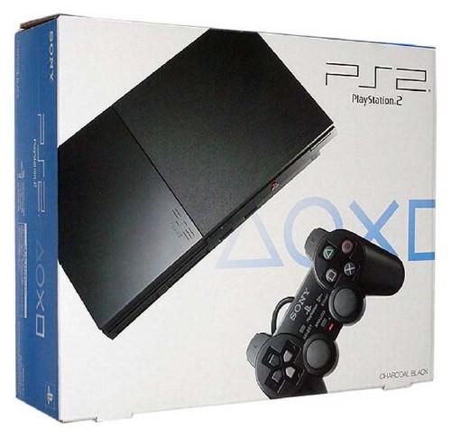 【中古・箱無・説明書無】PlayStation2 SCPH−90000CB チャコール・ブラック