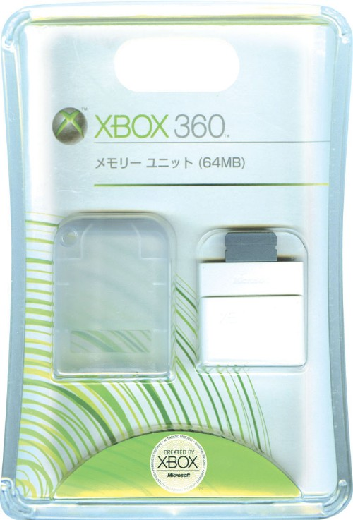 【中古】Xbox360 メモリーユニット(64MB)