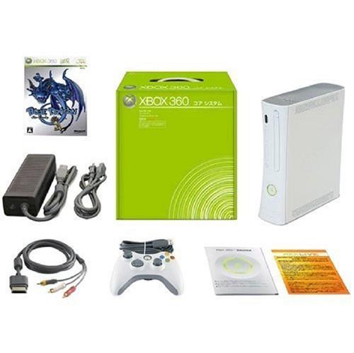 【中古】Xbox360 コア システム ブルードラゴン プレミアムパック (同梱版)