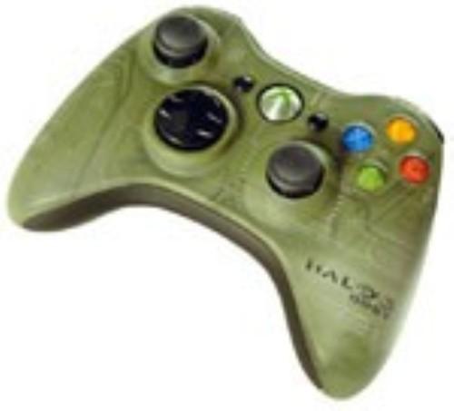 【中古】Xbox360 ワイヤレスコントローラー Halo3:ODST スペシャルエディション