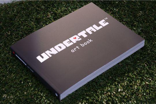 【新品】「UNDERTALE」アートブック(日本語版)