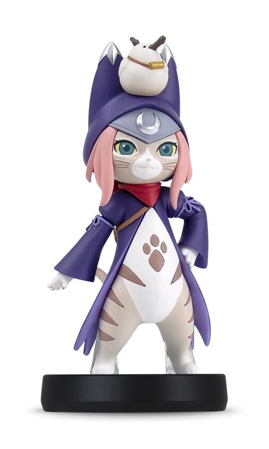 【新品】amiibo ツキノ 【モンスターハンターストーリーズ2】 (モンスターハンターシリーズ)