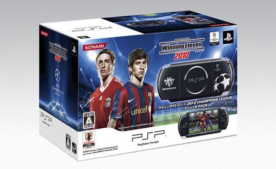 【中古】ウイニングイレブン × UEFA CHAMPIONS LEAGUE スペシャルPACK (ソフトの付属は無し)