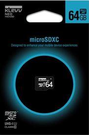 KLEVV microSDXCカード 64GB Class10 UHS-I
