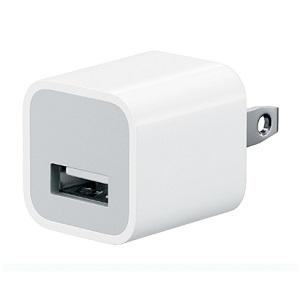 【Apple純正品】USB電源アダプタ[5W]