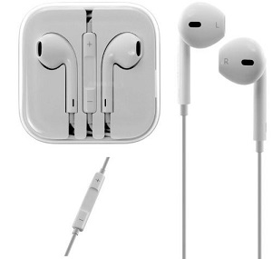【Apple純正品】Apple EarPods with RemoteMic MD827FE