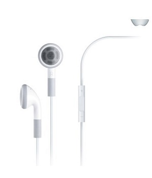 【Apple純正品】Apple EarPods with RemoteMic MB770GB