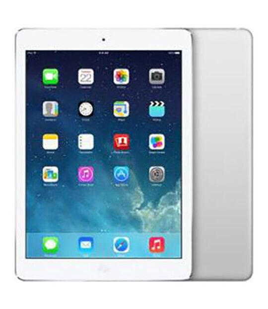 【中古】【安心保証】 docomo iPadAirー9.7 1[セルラー32G] シルバー