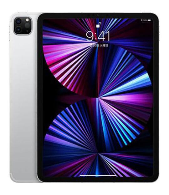 iPadPro <第3世代> 11インチ Wi-Fi+Cellularモデル 1TB(シルバー)
