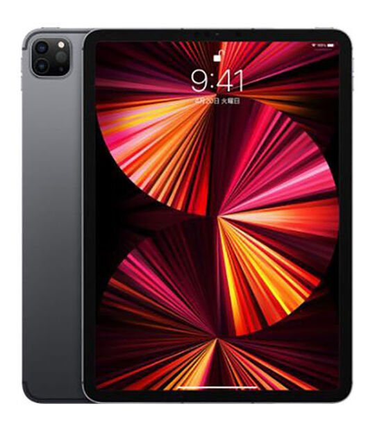 iPadPro <第3世代> 11インチ Wi-Fi+Cellularモデル 2TB(スペースグレイ)