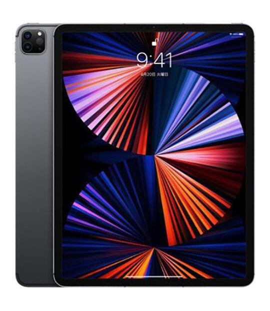 iPadPro <第5世代> 12.9インチ Wi-Fi+Cellularモデル 1TB(スペースグレイ)