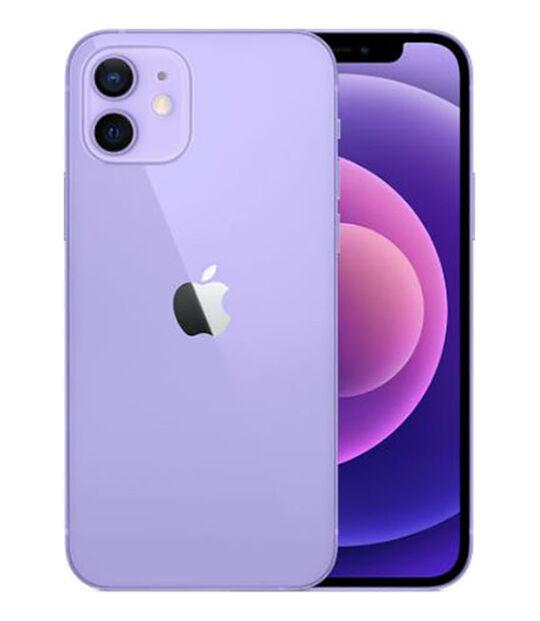 iPhone12 128GB(パープル)