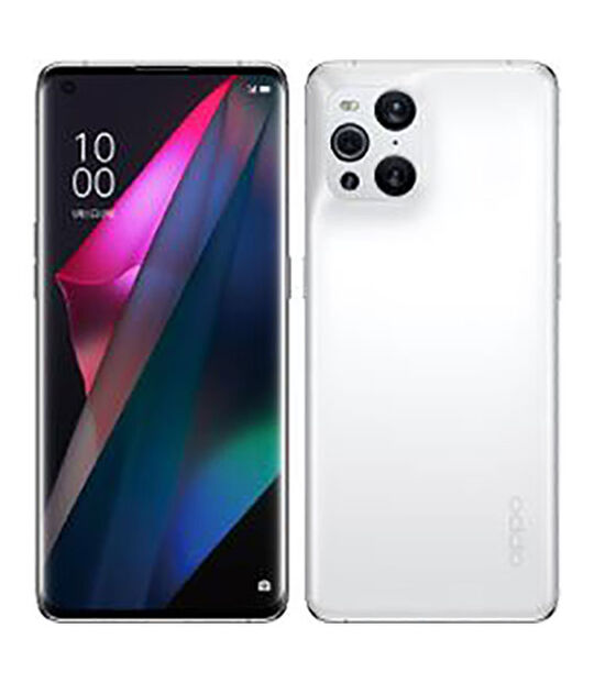 Mobile Find X3 Pro CPH2173(ホワイト)