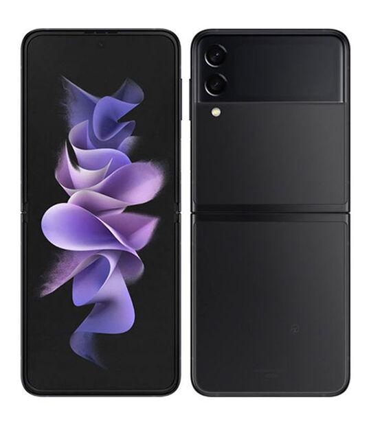 Galaxy Z Flip3 5G SCG12(ファントムブラック)