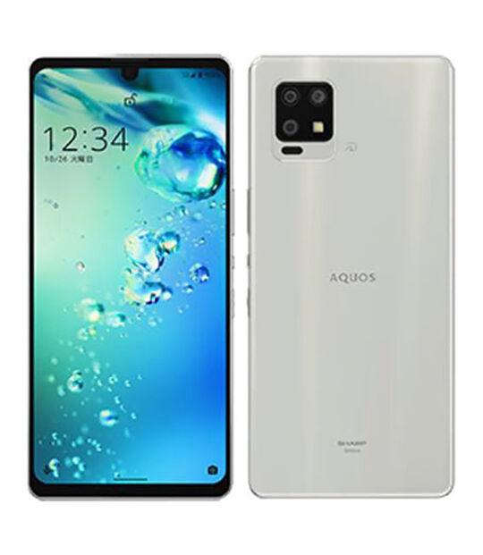AQUOS zero6 SHG04(ホワイト)