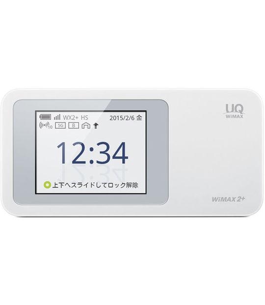 【中古】【安心保証】 W01[UQ] ホワイト
