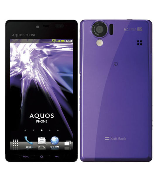 【中古】【安心保証】 SoftBank AQUOS PHONE 102SH