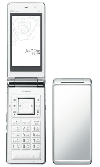 【中古】【安心保証】 au T002