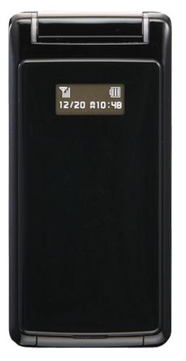 【中古】【安心保証】 SoftBank 815T ブラック