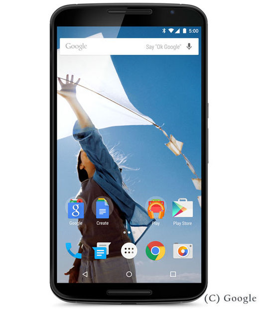 【中古】【安心保証】 Y!mobile MOTOROLA Nexus6 64GB