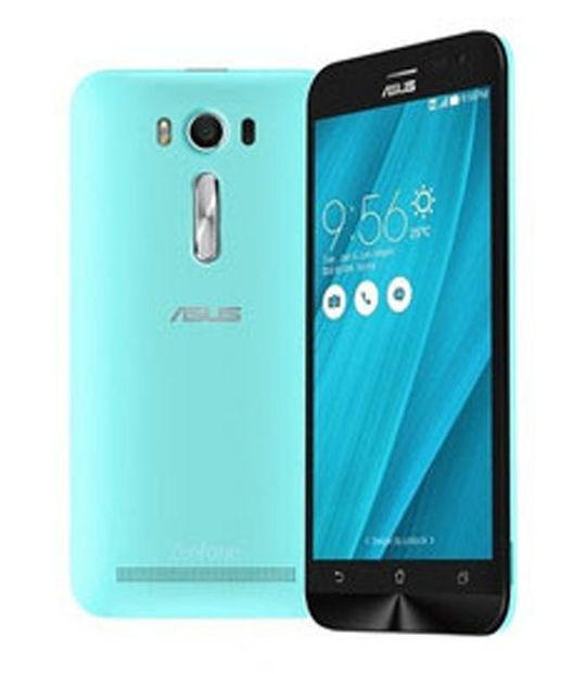 【中古】【安心保証】 SIMフリー ZenFone 2 Laser 16GB ZE500KL-BL16