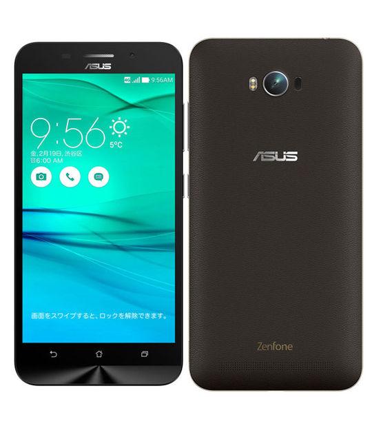 【中古】【安心保証】 SIMフリー ZenFone Max[16G] ブラック