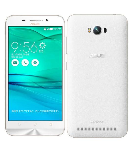 【中古】【安心保証】 SIMフリー ZenFoneMAX[16G] ホワイト