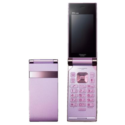 【中古】【安心保証】 au Mobile URBANO BARONE SOY03