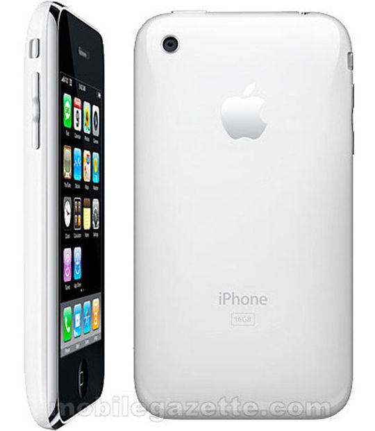 【中古】【安心保証】 SoftBank iPhone3G[16GB] ホワイト