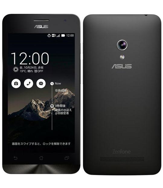 【中古】【安心保証】 SIMフリー ZenFone5[16GB] ブラック
