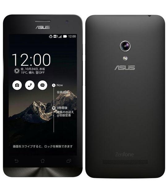 【中古】【安心保証】 SIMフリー ZenFone5[32GB] ブラック