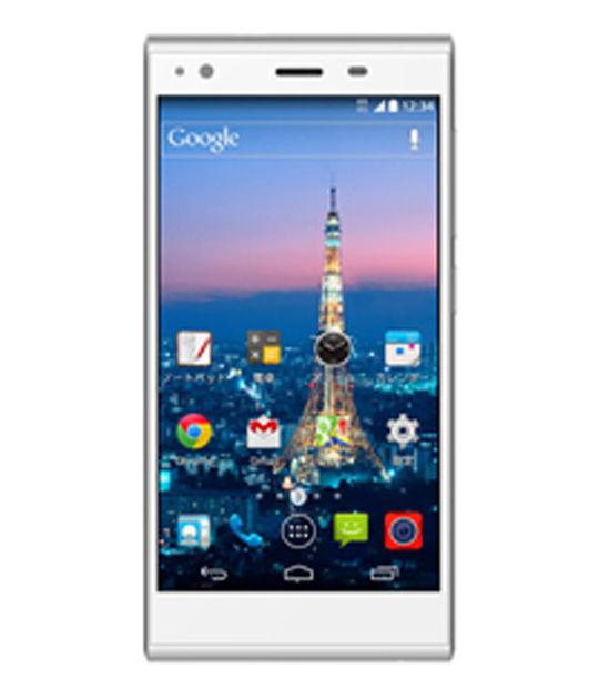 【中古】【安心保証】 SIMフリー ZTE BLADE VEC 4G ホワイト