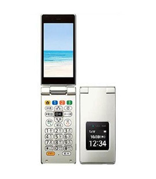 かんたん携帯9 505SH(シルバー)