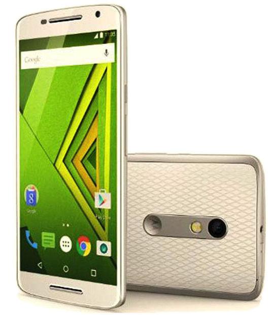 【中古】【安心保証】 SIMフリー MotoXPlay[16GB] ホワイト