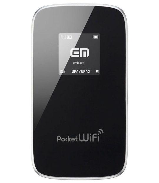 【中古】【安心保証】 Y!mobile GL01P ブラック