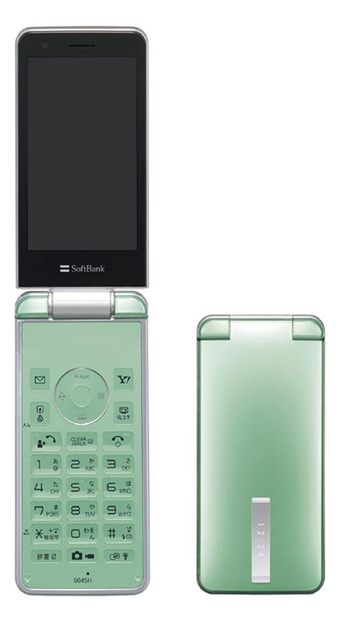 【中古】【安心保証】 SoftBank THE PREMIUM7 WATERPROOF 004SH