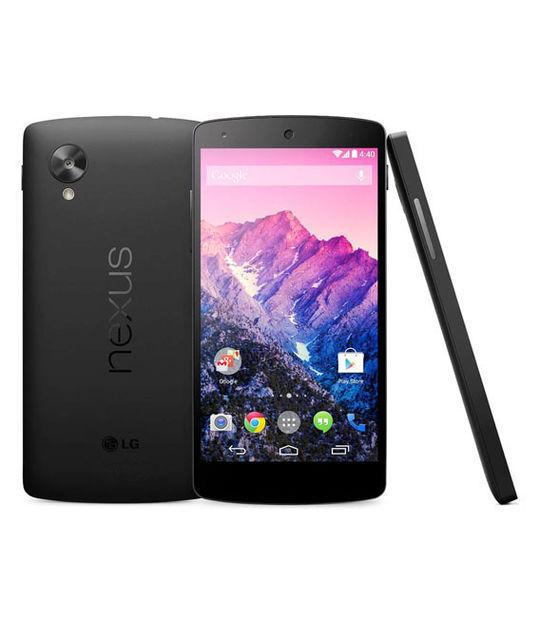 【中古】【安心保証】 Y!mobile Nexus5[32GーEM] ブラック