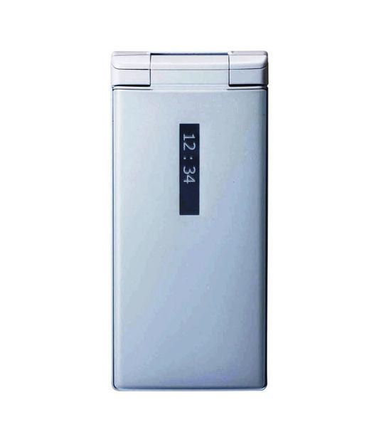 【中古】【安心保証】 Y!mobile DIGNO ケータイ 502KC ホワイト