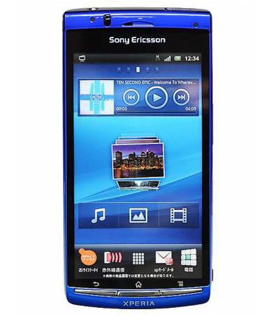 【中古】【安心保証】 docomo Mobile Xperia acro SO-02C